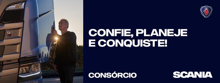 Consorcio Scania - Conquiste