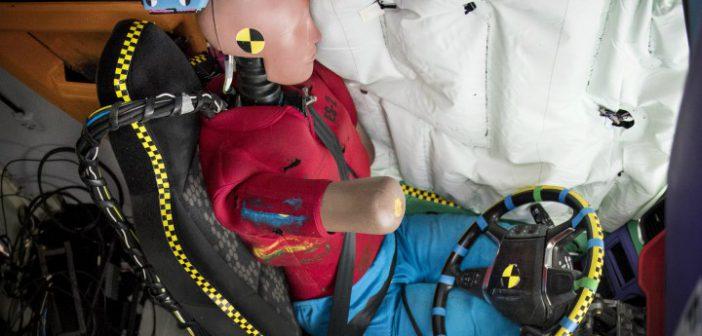 Uma das novidades: o airbag tipo cortina