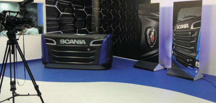 Novo estúdio da Scania Consórcios em São Bernardo