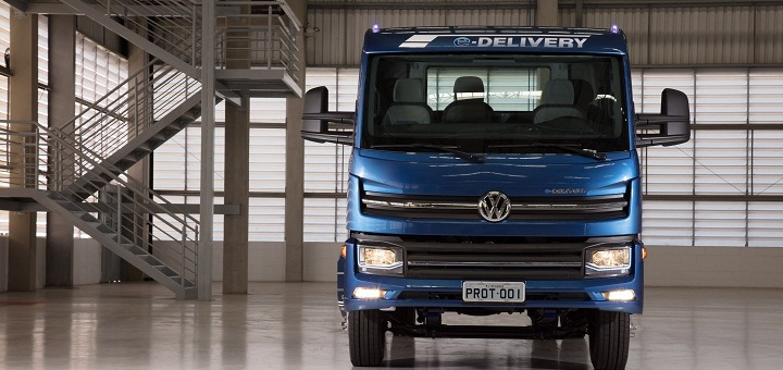 f58e2776932 Ambev terá mais 1 3 da frota com caminhões elétricos da Volkswagen ...
