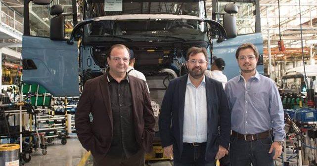 caminhões scania na g10