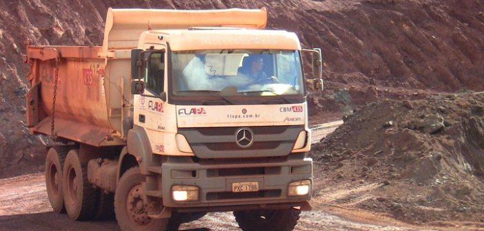 Meio ambiente ganha com processo de beneficiamento a seco do minério