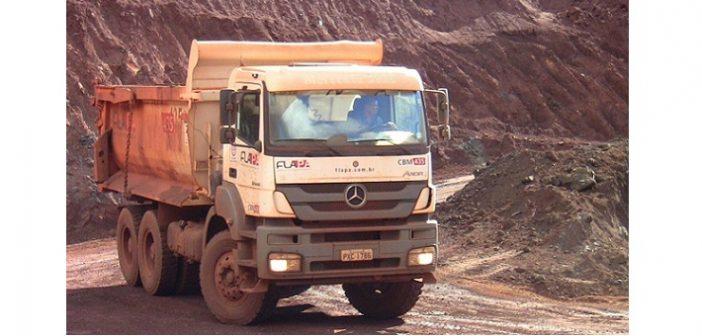 Os desafios da rota dos minérios