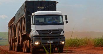 Mercedes-Benz vende 140 caminhões Axor para a Ouro Verde
