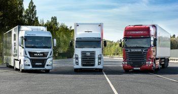 Volkswagen Truck & Bus vai se tornar Grupo Traton