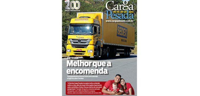 Carga Pesada – Edição 200 – PDF