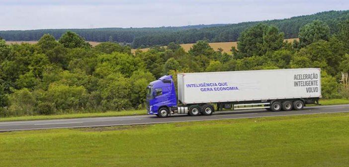 Cliente chega a economizar 10% de combustível com novos caminhões Volvo