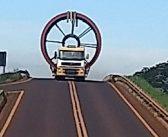Projeto põe em risco regras para configurações de veículos de carga