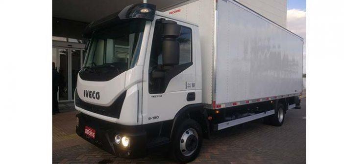 Iveco apresenta novos 9-190 e 11-190