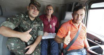Em ação humanitária, Transpanorama contrata motoristas venezuelanos
