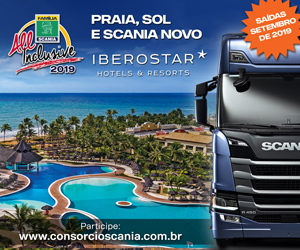 Consorcio Scania - Ibero Star Square