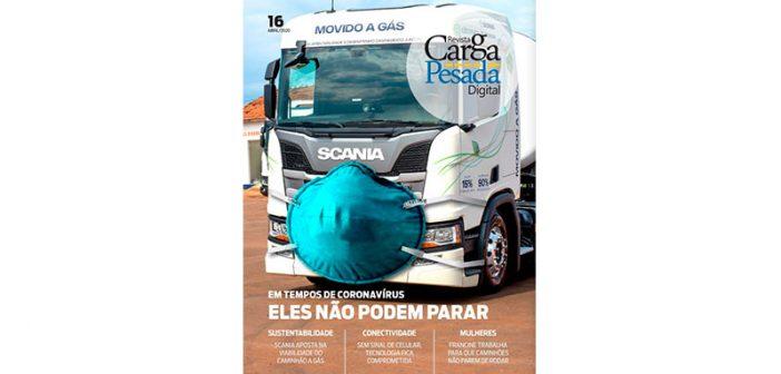 Revista Carga Pesada Digital – Edição 16