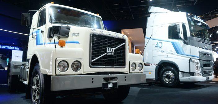 Volvo estima fechar mais de R$ 1 bilhão em negócios na Fenatran: a melhor feira da história para a marca