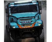 Iveco no pódio da primeira etapa do Rally Dakar 2020
