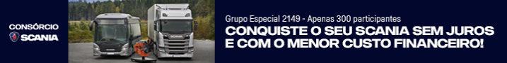 Consorcio Scania - Conquiste - 720 x 90