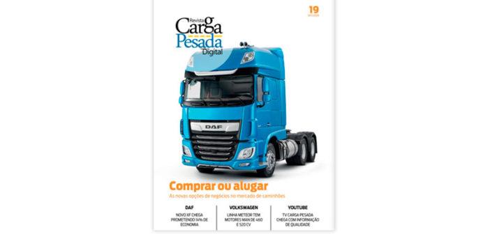 Revista Carga Pesada Digital – Edição 19