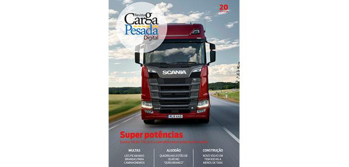 Revista Carga Pesada Digital – Edição 20