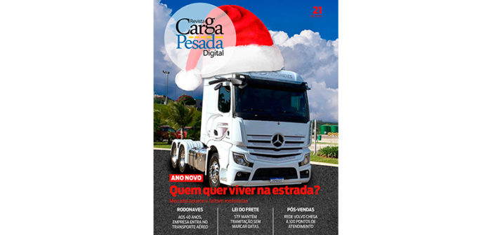 Revista Carga Pesada Digital – Edição 21