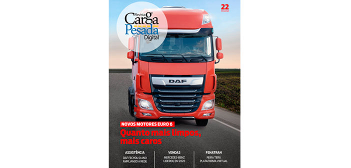 Revista Carga Pesada Digital – Edição 22