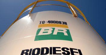 Governo reduz mistura de biodiesel para 10%