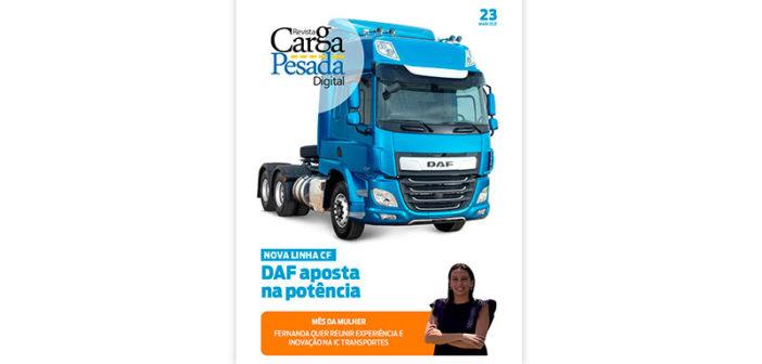 Revista Carga Pesada Digital – Edição 23