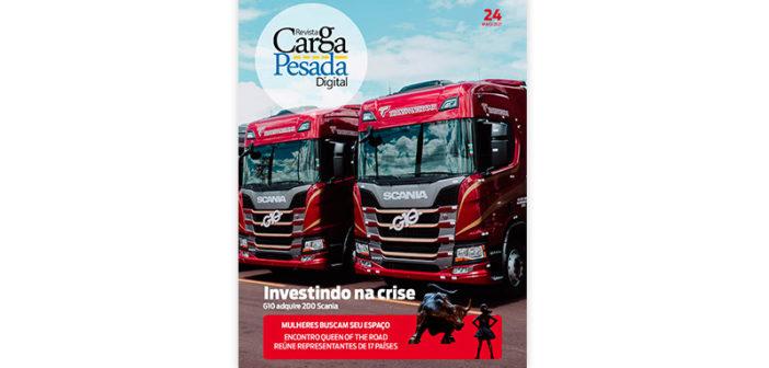 Revista Carga Pesada Digital – Edição 24