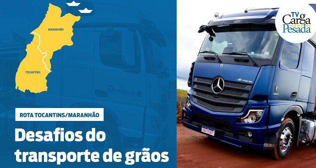 Os desafios da nova rota da safra Tocantins/Maranhão
