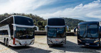 Grupo JCA vai testar ônibus a gás da Scania